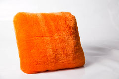 Pillow isolated on the white background. Stock Image