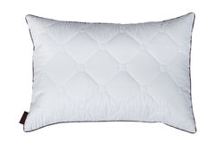 Pillow isolated on white Royalty Free Stock Image