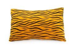 Pillow isolerade på vit Fotografering för Bildbyråer