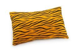 Pillow isolerade på vit Royaltyfria Foton