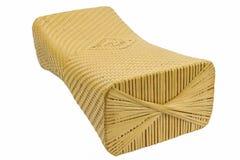Pillow made of bamboo. Stock Photos