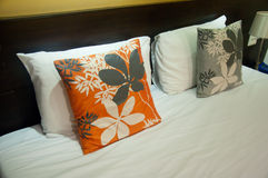 Pillow natural Fabric Royalty Free Stock Image