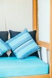 Pillow on sofa Royalty Free Stock Photo