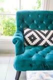 Pillow on sofa decoration interior Stock Photo