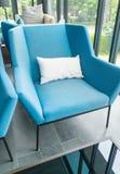 Pillow on sofa decoration interior Royalty Free Stock Photo