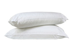 Pillow Stack Stock Photo