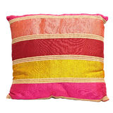Pillow straps. Pillow with straps isolated including clipping path Royalty Free Stock Image