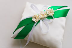 Pillow wedding Royalty Free Stock Photos