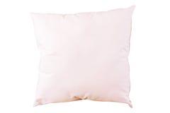 Pillow on white Royalty Free Stock Photo