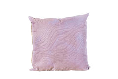 Pillow on white Stock Images