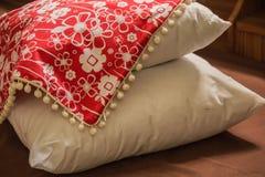 pillowcase Images libres de droits