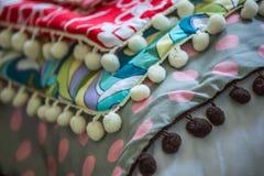 pillowcase Photos stock