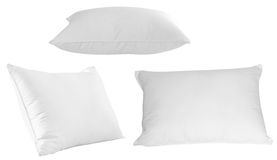 Pillows. stock image