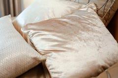 Cushions Stock Photos