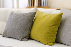 Pillows Stock Photography