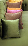 Pillows Stock Photo