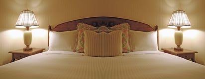 Pillows of Comfort Stock Image