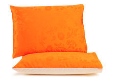 Pillows. Isolated Royalty Free Stock Photography