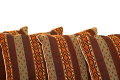 Pillows isolated Royalty Free Stock Image