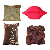 Pillows shape Royalty Free Stock Photo