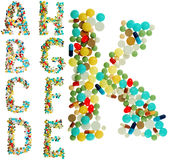 Pills in Stock Photos