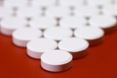 Pills royalty free stock image