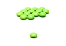 pills Arkivbilder