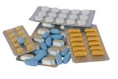pills Arkivfoton