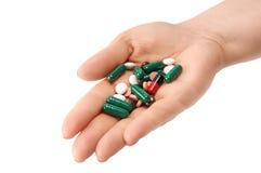 Pills Royaltyfria Foton