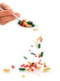 Pills. Stock Photography