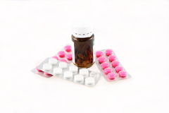 Pills Stock Photography