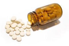 Free Pills Stock Photography - 5359562
