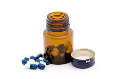 Pills Stock Images