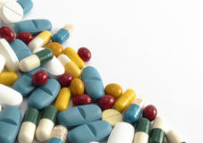 Free Pills Stock Images - 7732774