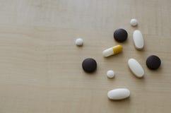 pills Royaltyfri Foto