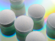 Pills. Vitamin Pills Royalty Free Stock Photos