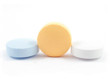 Pills And Drugs Royalty Free Stock Images