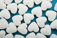 Pills as a heart Stock Images