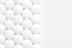Pills background on white Stock Image