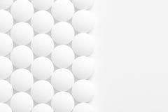 Pills background on white Stock Image