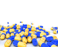 Pills, capsules Stock Images