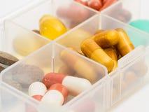 Pills. Stock Photo