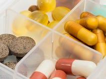 Pills. Royalty Free Stock Photo