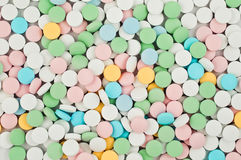 Pills and drugs Royalty Free Stock Image