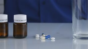 Pills and Drugs Image Need it for Medical Treatment
