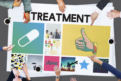 Pills Drugs Medication Cure Treatment Healthcare Concept Stock Photos