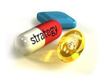 pills för affär f1s Arkivfoton