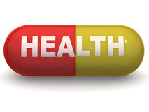 Pills. Health Stock Photography