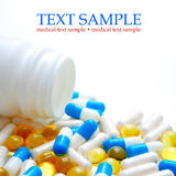 Pills Medicine Royalty Free Stock Image