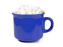 Pills in mug Royalty Free Stock Photo